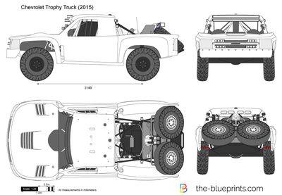 Chevrolet Trophy Truck Trophy Truck Trucks Chevrolet