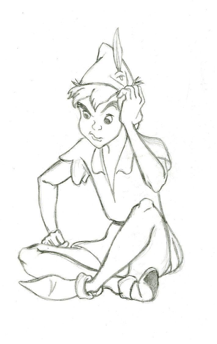 Peter Pan Film Decor