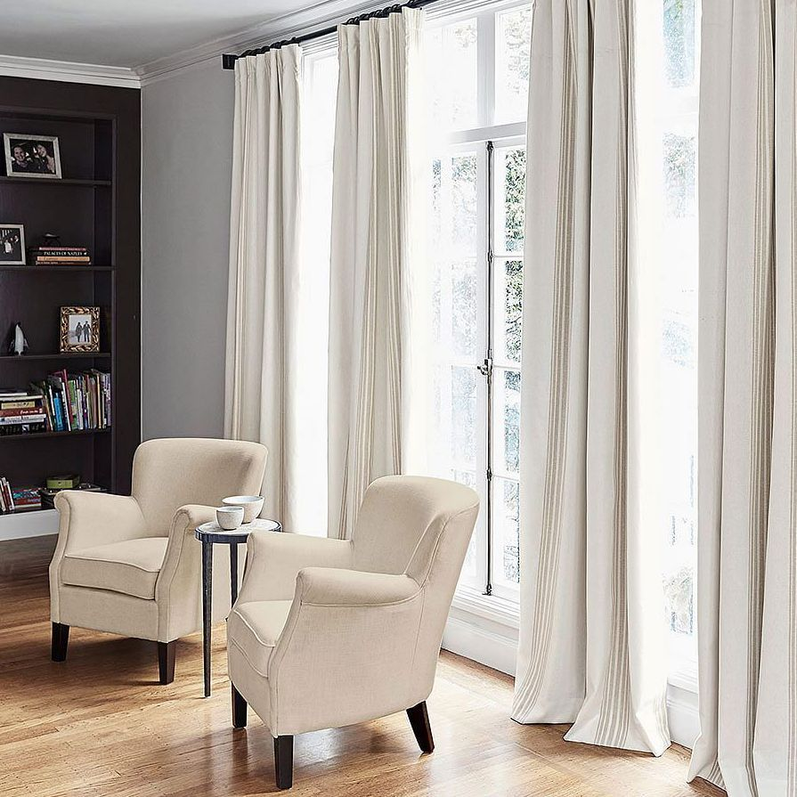 Awesome Curtain Ideas For Bay Window Living Room Eclectic: Pin On Decorating Ideas