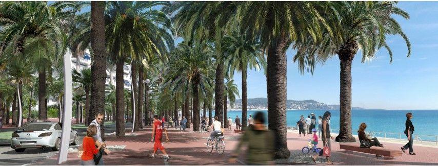 PHOTOS. La métamorphose de la Promenade des Anglais en 15 images | Nice |