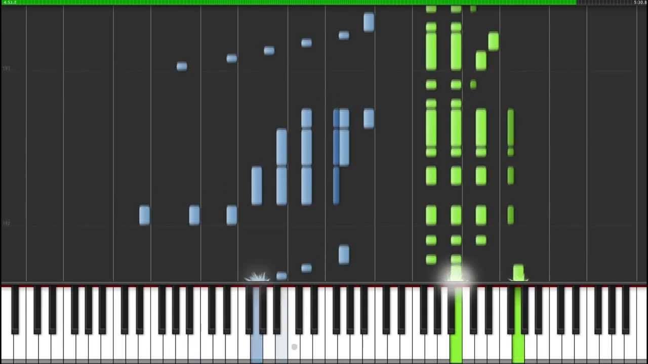 Wedding Day at Troldhaugen (Opus 65 No. 6) - Edvard Grieg [Piano Tutoria...