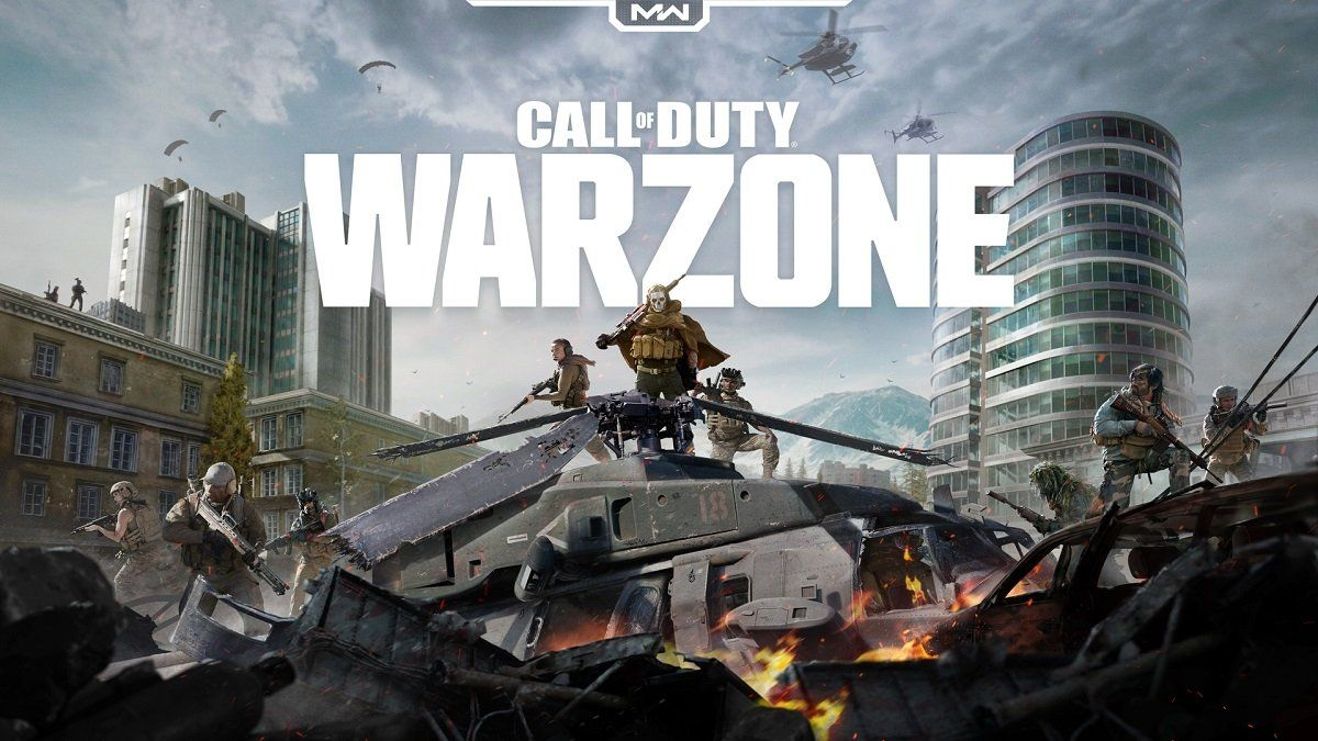 Here S Why Call Of Duty Warzone S File Size Is So Absurdly Large Call Of Duty Modern Warfare Activision