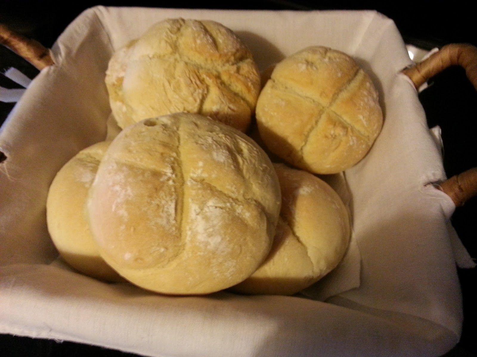 Entre Bimby e Fogão : Pão sem Levedar