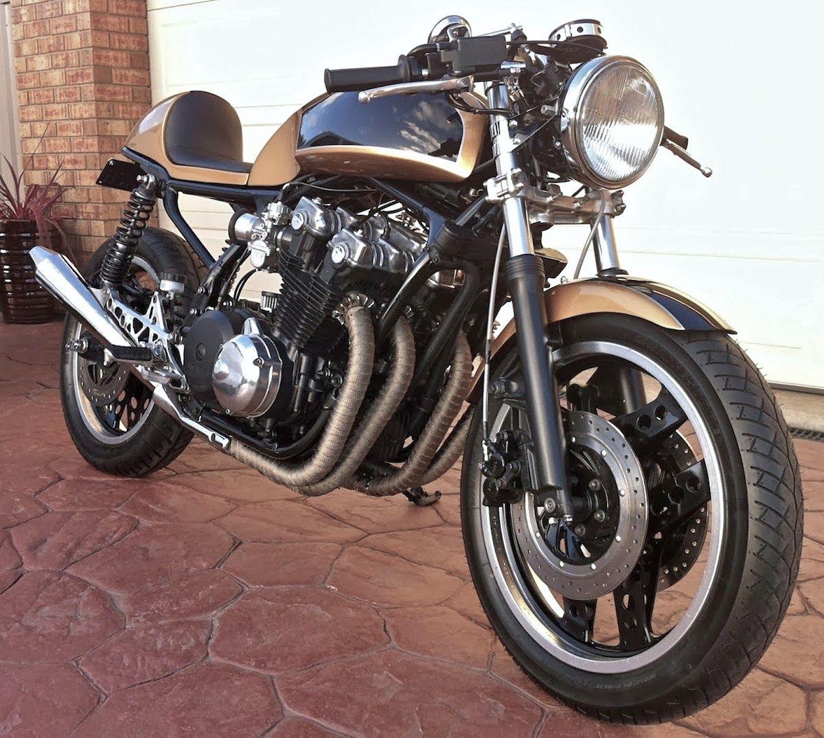 honda cb900f bol d'or cafe racer | honda motorcycles | pinterest