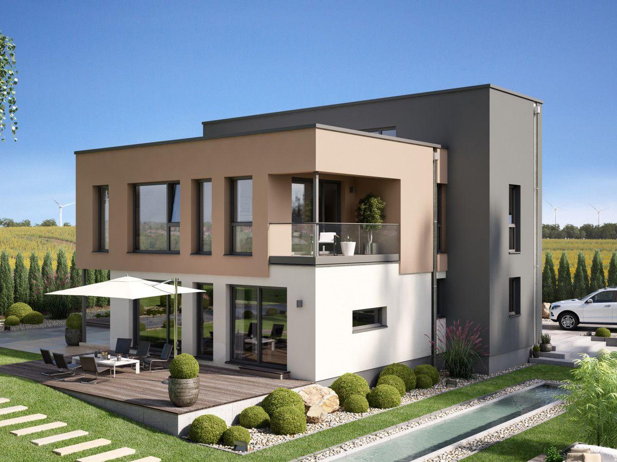 Concept-M 198 - Bien Zenker - http://www.hausbaudirekt.de/haus ...