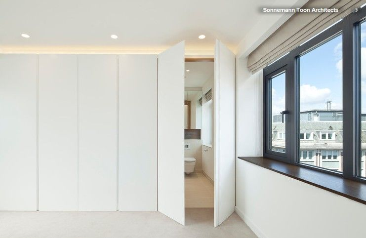 Invisible Room With Hidden Door Doors Closet