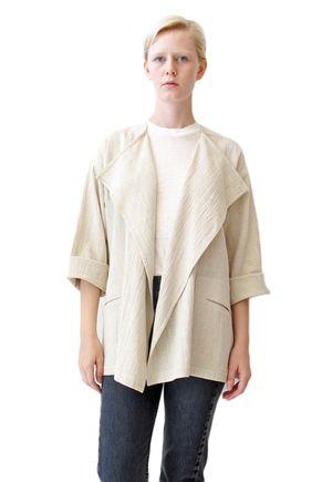 vintage issey miyake jacket