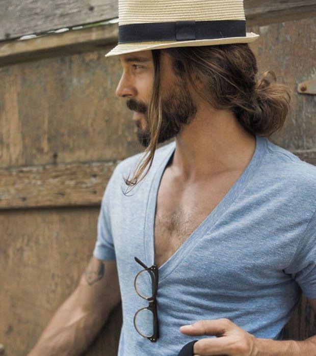 Rencontre homme aux-cheveux-longs, hommes célibataires