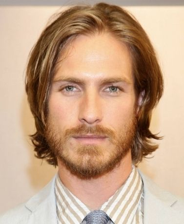 men hairstyles for long hair models