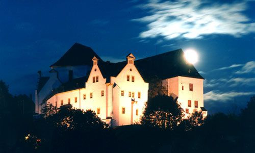 Schloss Wolkenstein Erzgebirge