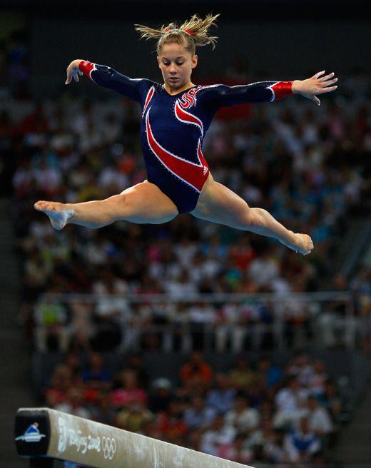 Ass olympic johnson gymnast shawn