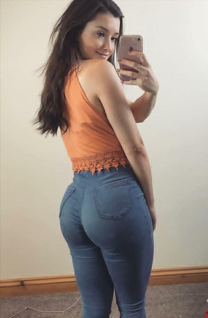 Sexy Jeans Selfie