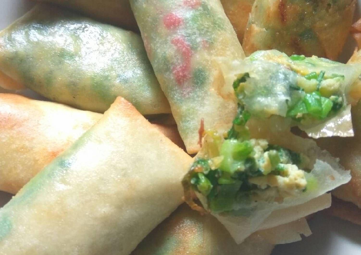 Resep Martabak Telur Kulit Lumpia Oleh Siti Nurhaliza Resep Resep Makanan Dan Minuman Ide Makanan