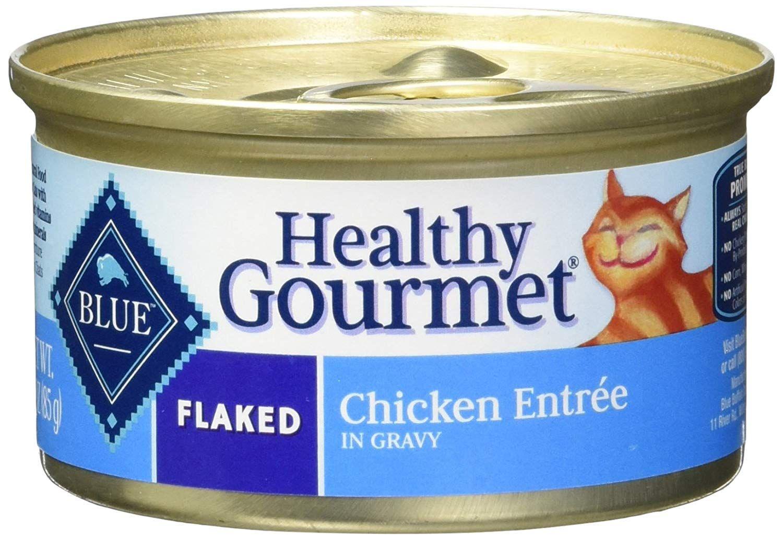 Blue buffalo flaked cat food chicken 3 oz do hope