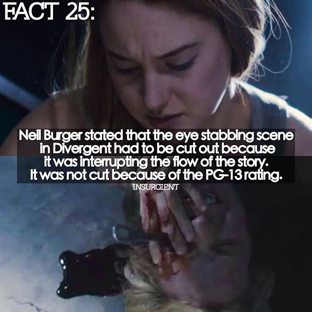 [fact credit tagged] I didn't know this tbh. I thought it was cut because the movie wouldn't be rated PG-13 if they kept it. PS. Sorry for the bad quality picture.