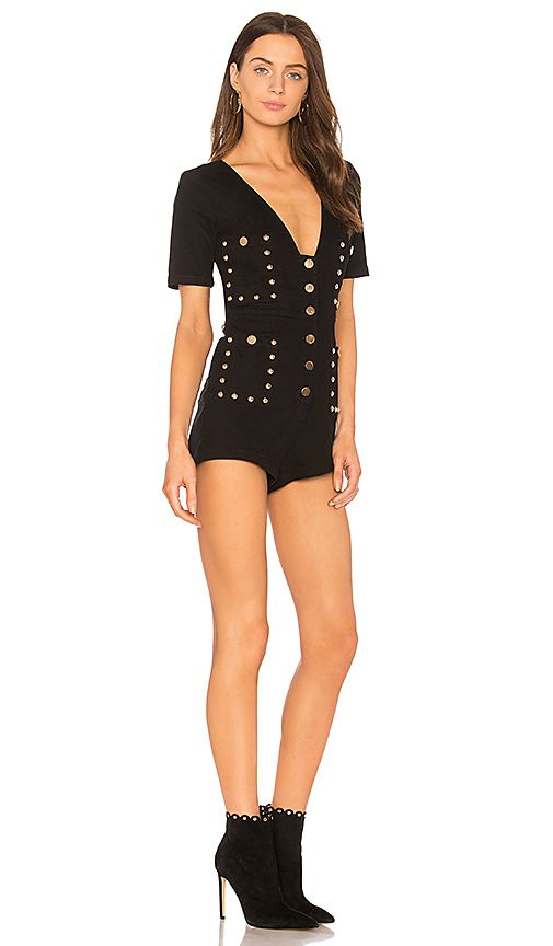 24a9bafbf5 Shop for Alice McCall All Day All Night Playsuit in Black at REVOLVE. Free  2-3 day shipping and returns