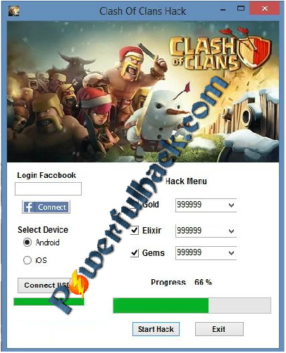 clash of clans hack download video