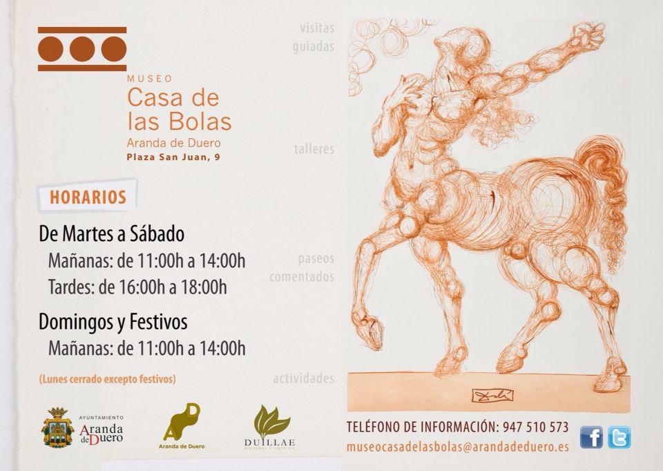 Cartel Horarios De Invierno Del Museo Casa De Las Bolas En Arada De Duero Horario De Invierno Telefono Informacion Disenos De Unas