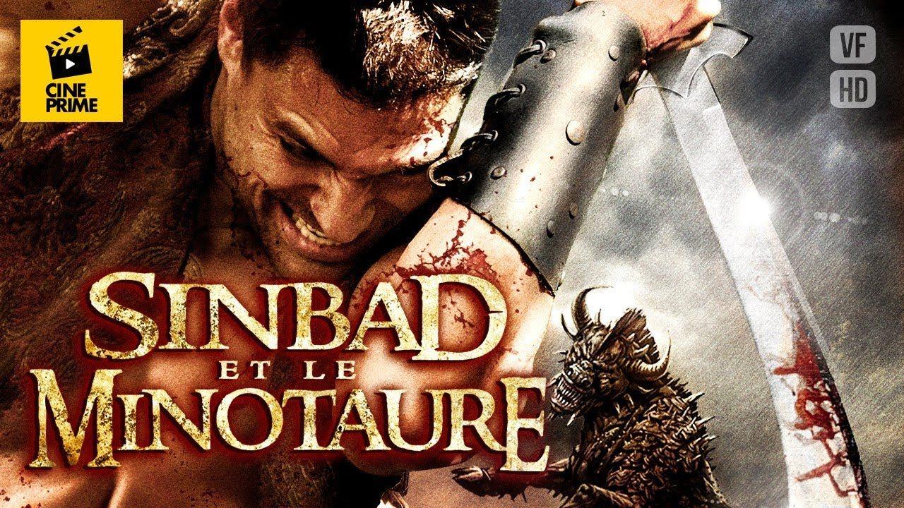 Sinbad Et Le Minotaure Aventure Fantastique Film Complet En Francais Hd 1080 Youtube Film Sinbad Playbill
