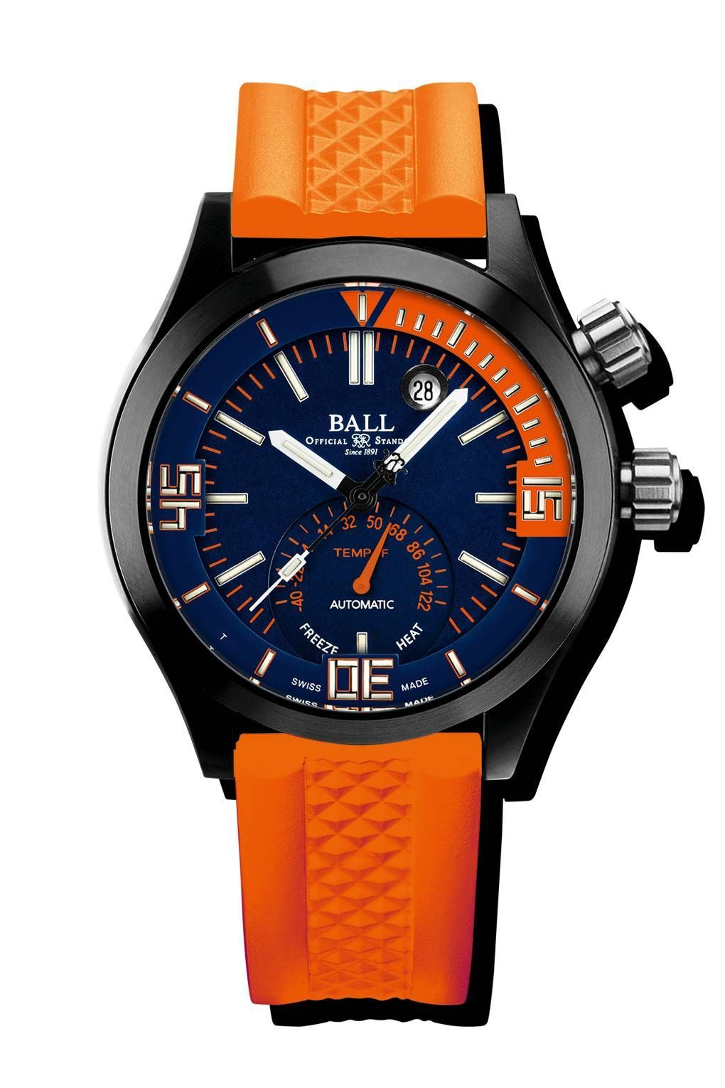 Ball Watch Co The Engineer Master II Diver TMT is one of our favourite  underwater watches of 2018 cb9a59ae61d