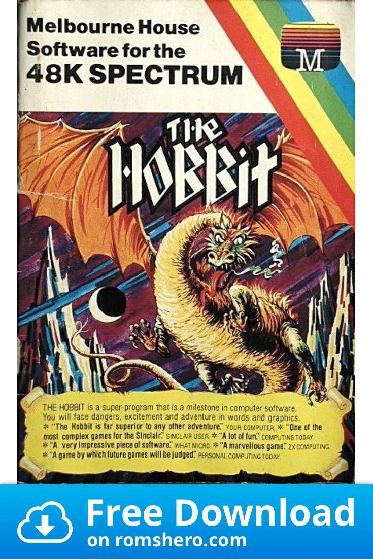 Download Hobbit, The V1.0 (1982) (Melbourne House) ZX