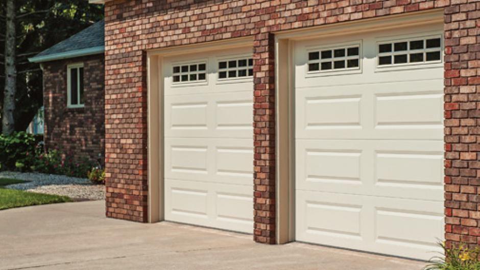 Raised Panel Chi Overhead Doors Residential Garage Doors Window Inserts Garage Door Makeover