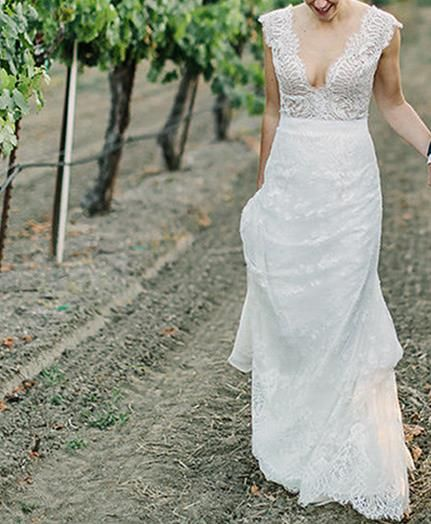 Used Carolina Herrera Claudette 32506 ALH Wedding Dress