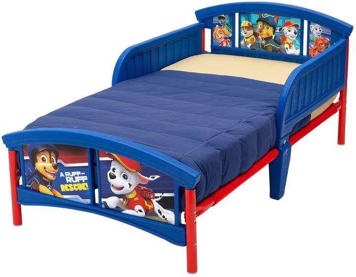 Nickelodeon Delta Children Paw Patrol Toddler Bed Paw Patrol
