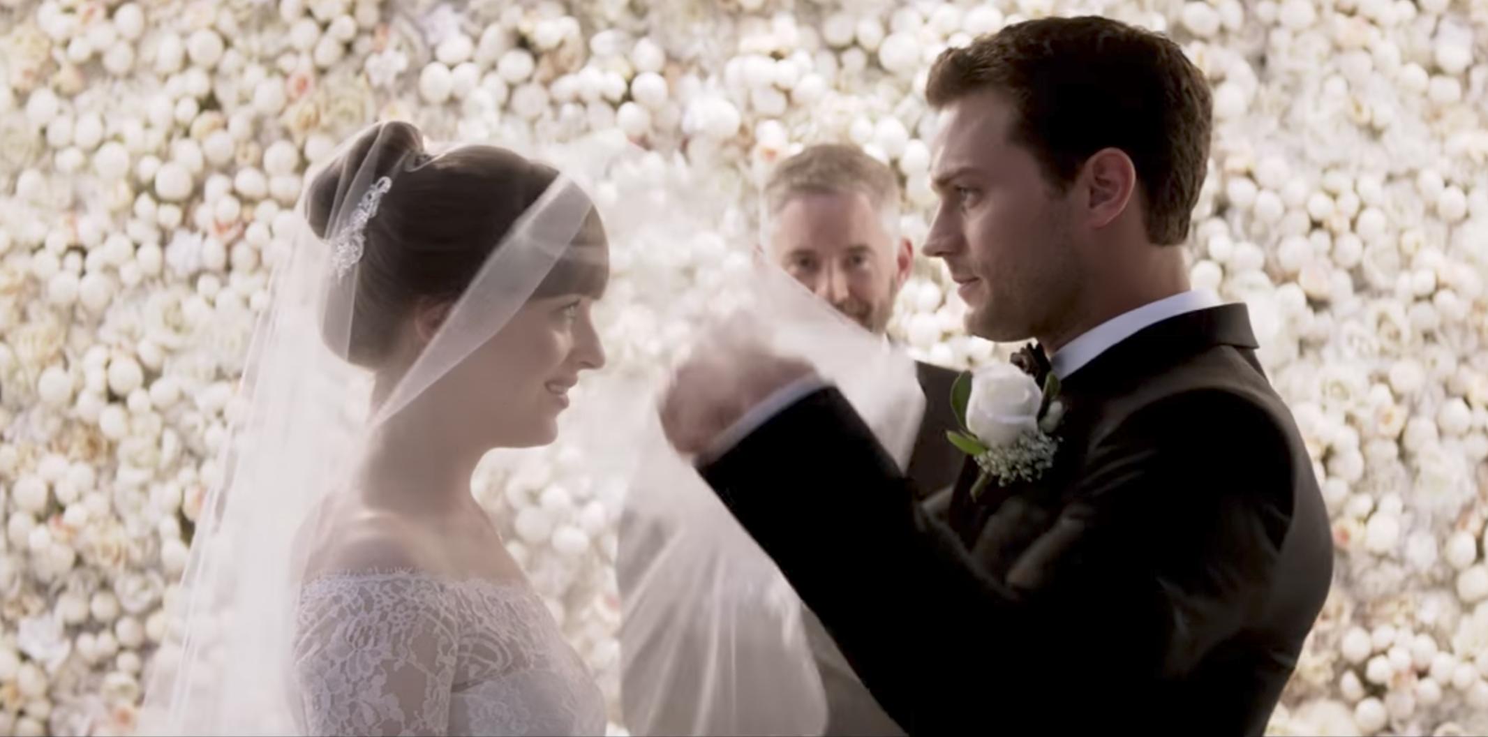 Descarga De Pelicula De Cincuenta Sombras Liberadas Mp4 Wedding Movies Fifty Shades Freed Top Film
