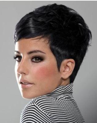 Tagli di capelli corti 2013