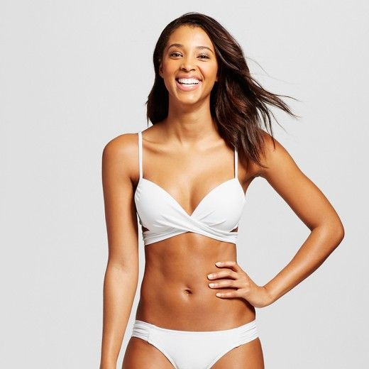 19dbcc175fead Set the trend this summer in this Xhilaration underwire push up ...