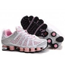Nike Womens Shox TL3 white pink