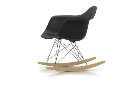 Vitra RAR De Eames Plastic Chairs zijn vernieuwde versies