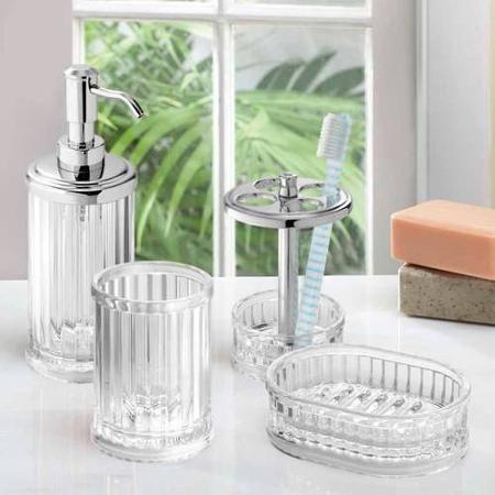 Home Bath Accessories Set Bathroom