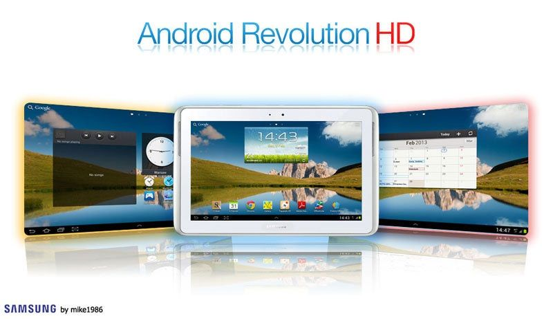 Sony Tablet S Custom Firmware
