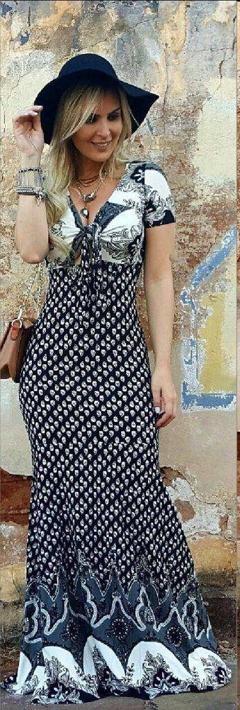 Vestido Longo Com Amarração http://www.lookstore.com.br/vestido-longo-com-amarracao