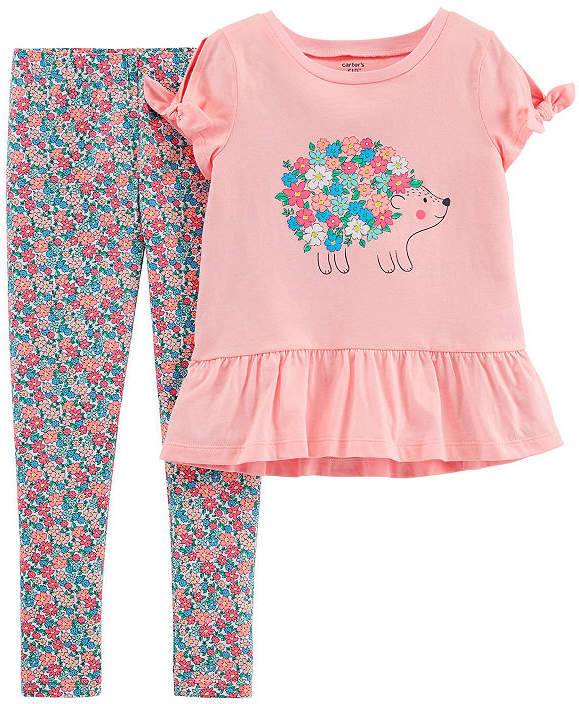 ba4cf498e Carter's 2-pc. Legging Set Preschool / Big Kid Girls | Products in 2019