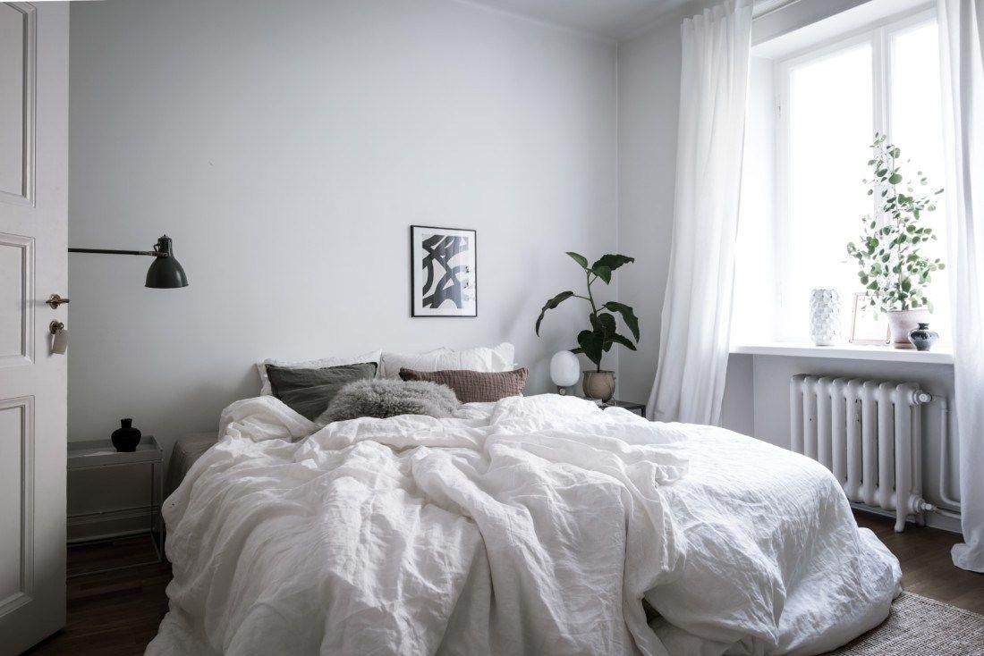 Plants as decoration room decor slaapkamer thuis