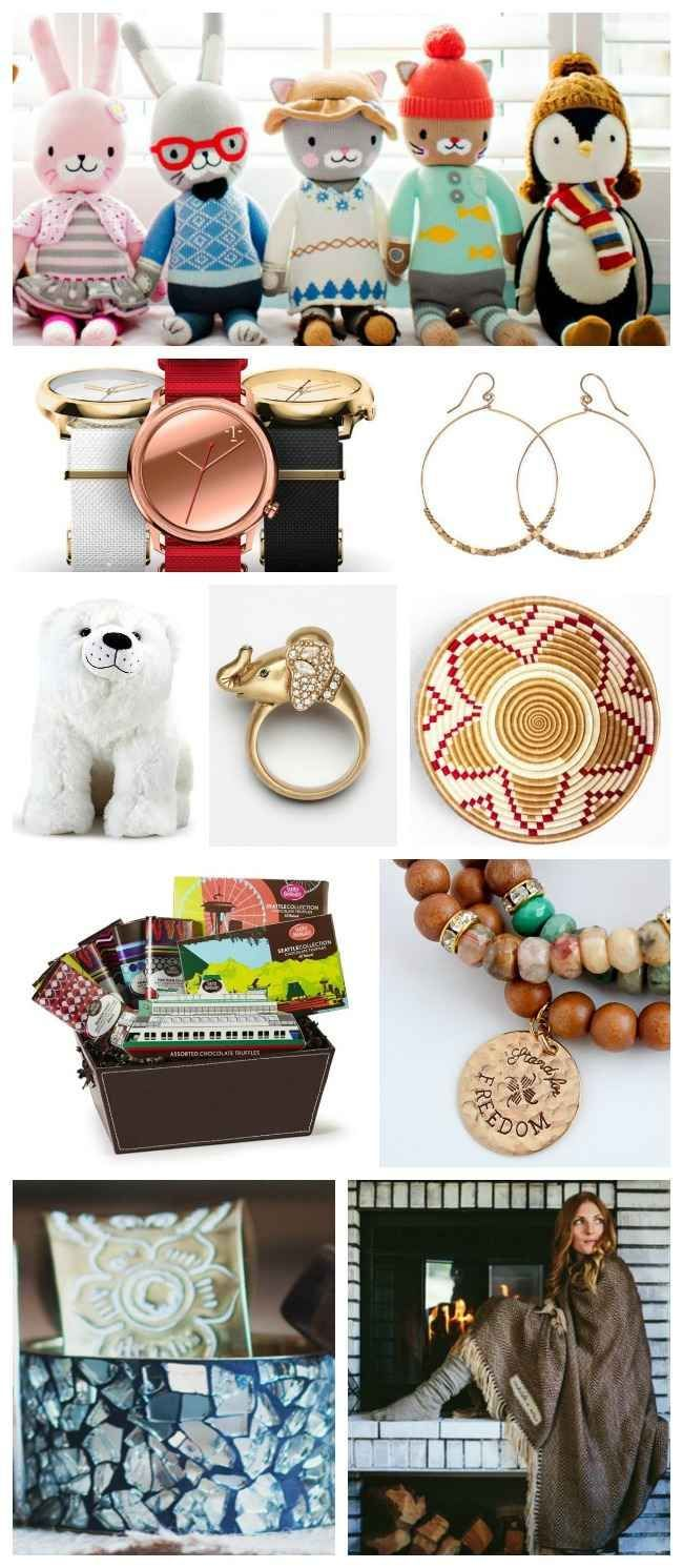 Gifts That Give Back And Raise Awareness Charity Gifts Ethical Gift Gifts