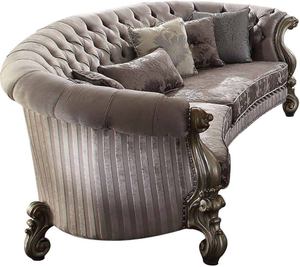 Home Sofa Furniture Nailhead Sofa Acme Furniture