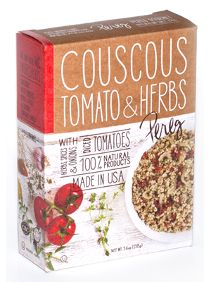 Couscous with Tomato & HerbsClick For Full Image