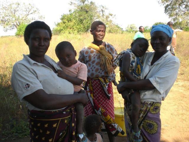 Village moms (: