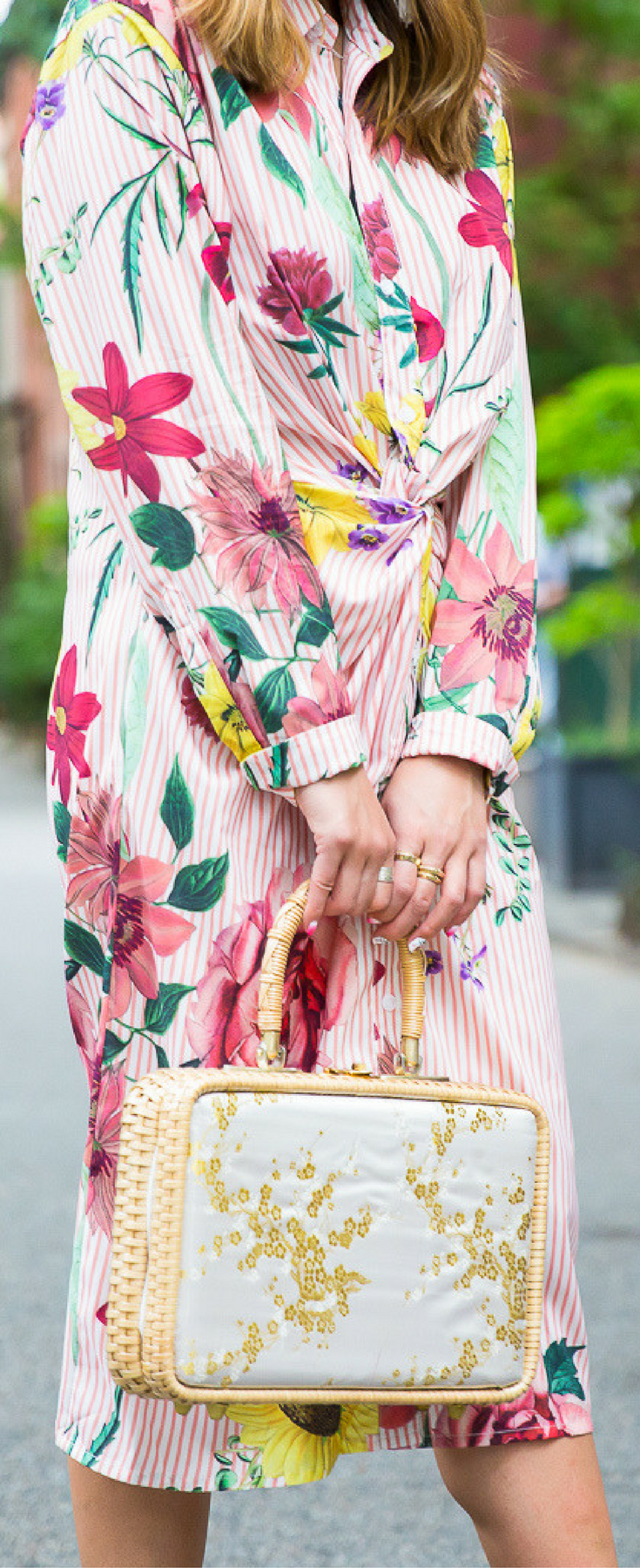 Brooklyn Heights Charm & $26 Floral Shirt Dress