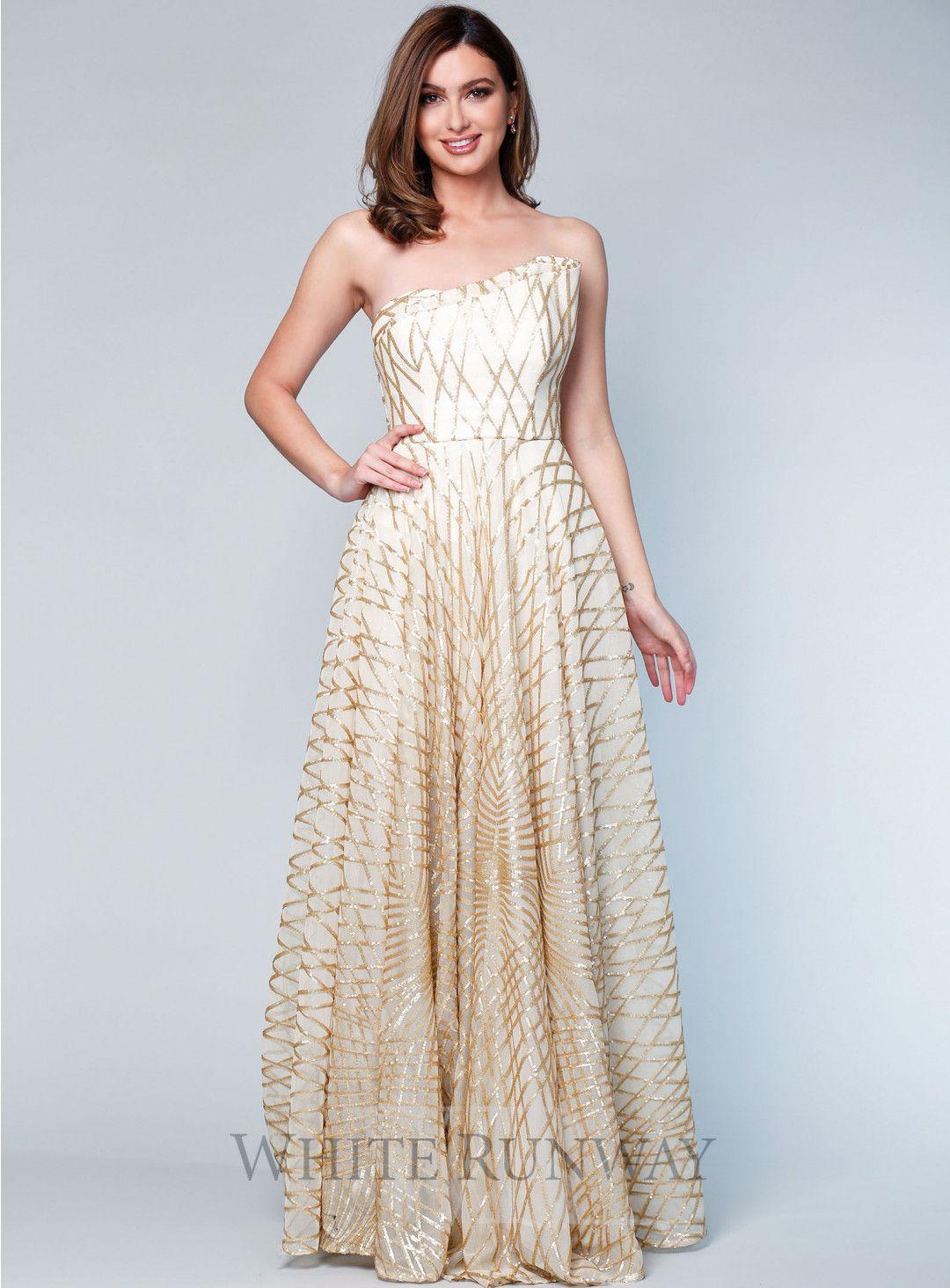 Shooting stars ball gown heatherus wedding pinterest full