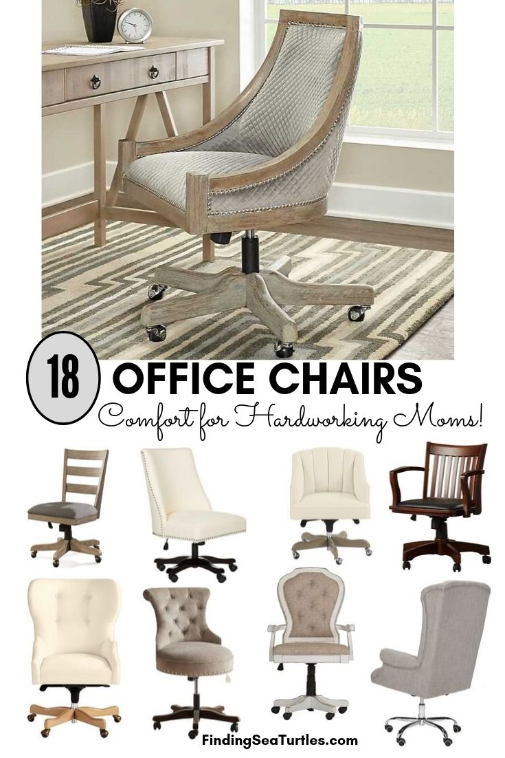 Our New Home: A Modern Farmhouse Office Inspiration Board