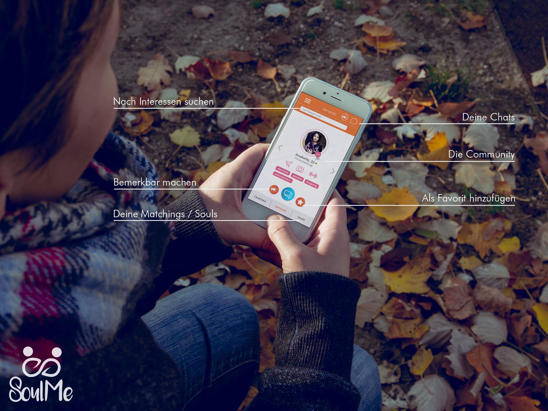 finde freunde app