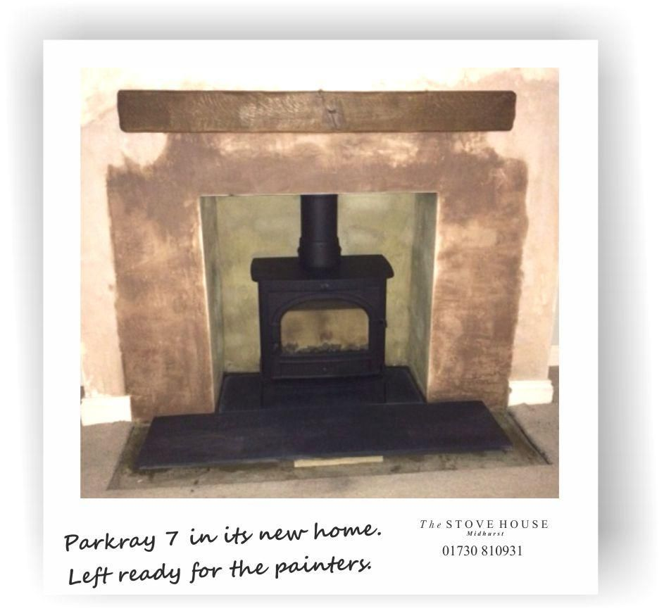 Fireplace Opened Up With Solid Oak Beam And Slate Hearth Slate Hearth Fireplace Hearth