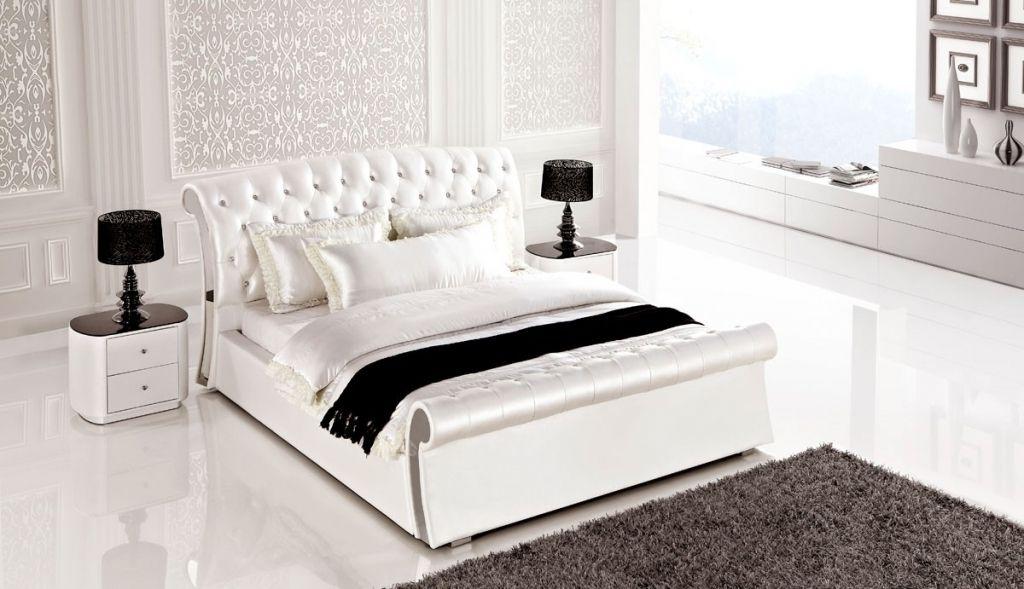 white king bedroom set a13  leather bedroom set leather