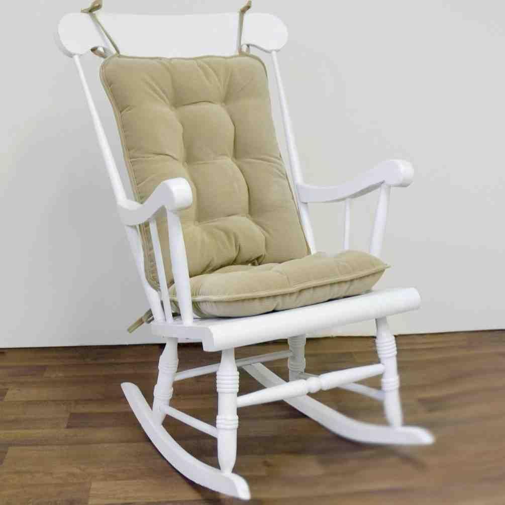 Indoor Rocking Chair Cushion Sets Rocking Chair Rocking Chair Cushions Chair Cushions