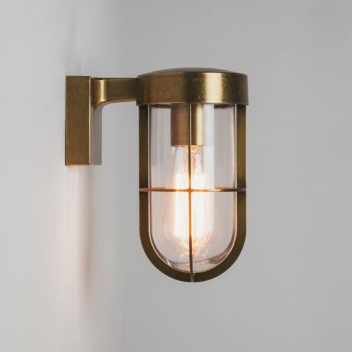 Bathroom Lights Copper cabin wall light 7559 - low end | illuminate | pinterest | cabin